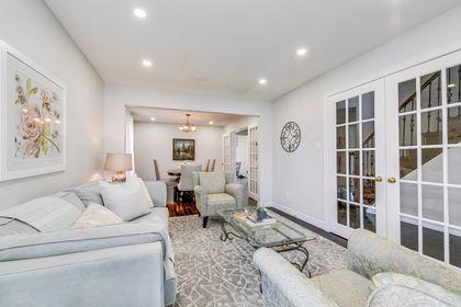 Living Room - 972 Winterton Way, Mississauga - Elite3 & Team at 972 Winterton Way, East Credit, Mississauga