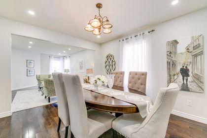 Dining Room - 972 Winterton Way, Mississauga - Elite3 & Team at 972 Winterton Way, East Credit, Mississauga