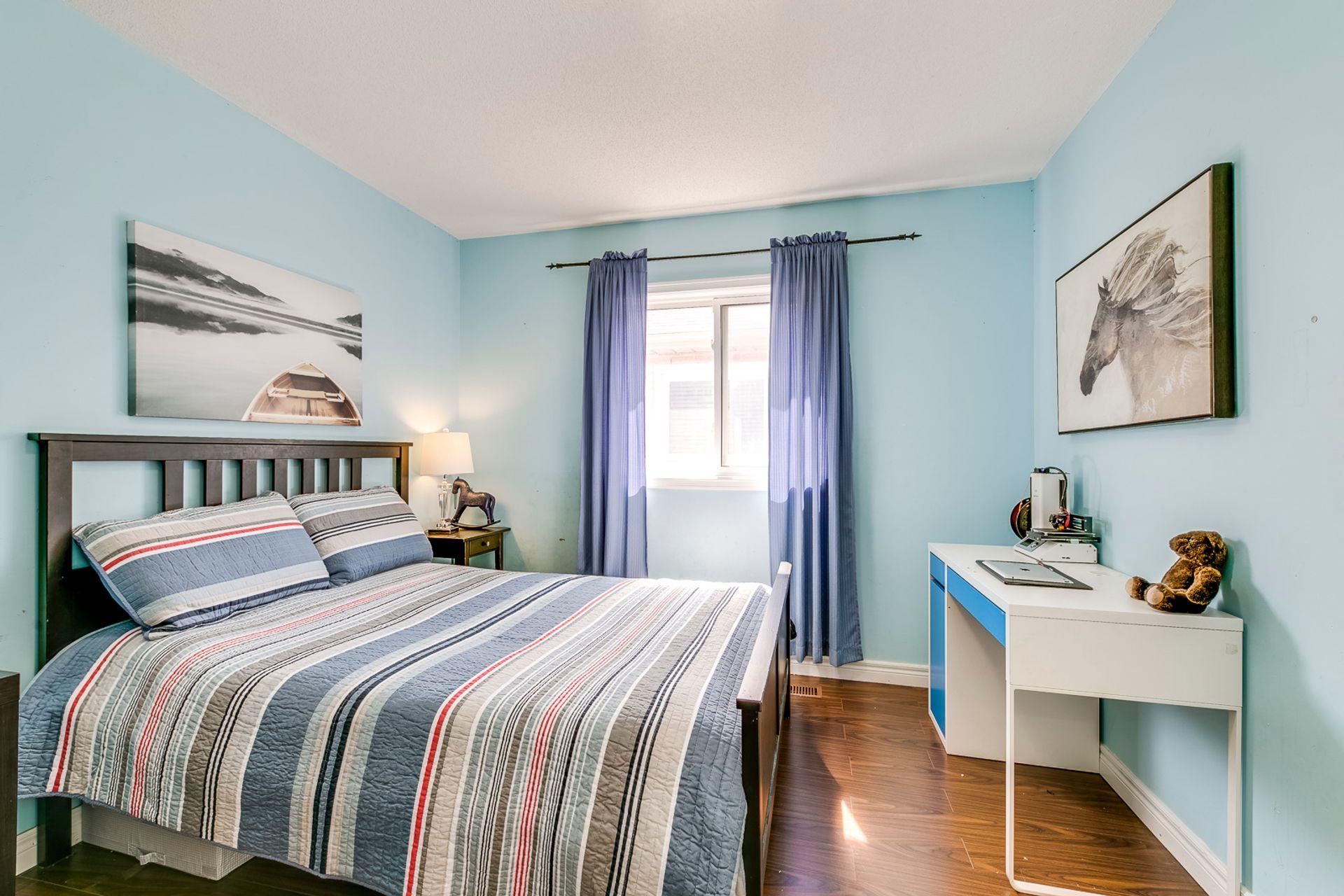 4th Bedroom - 972 Winterton Way, Mississauga - Elite3 & Team at 972 Winterton Way, East Credit, Mississauga