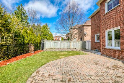 Backyard - 2791 Mahogany Lane, Oakville - Elite3 & Team at 2791 Mahogany Lane, Clearview, Oakville