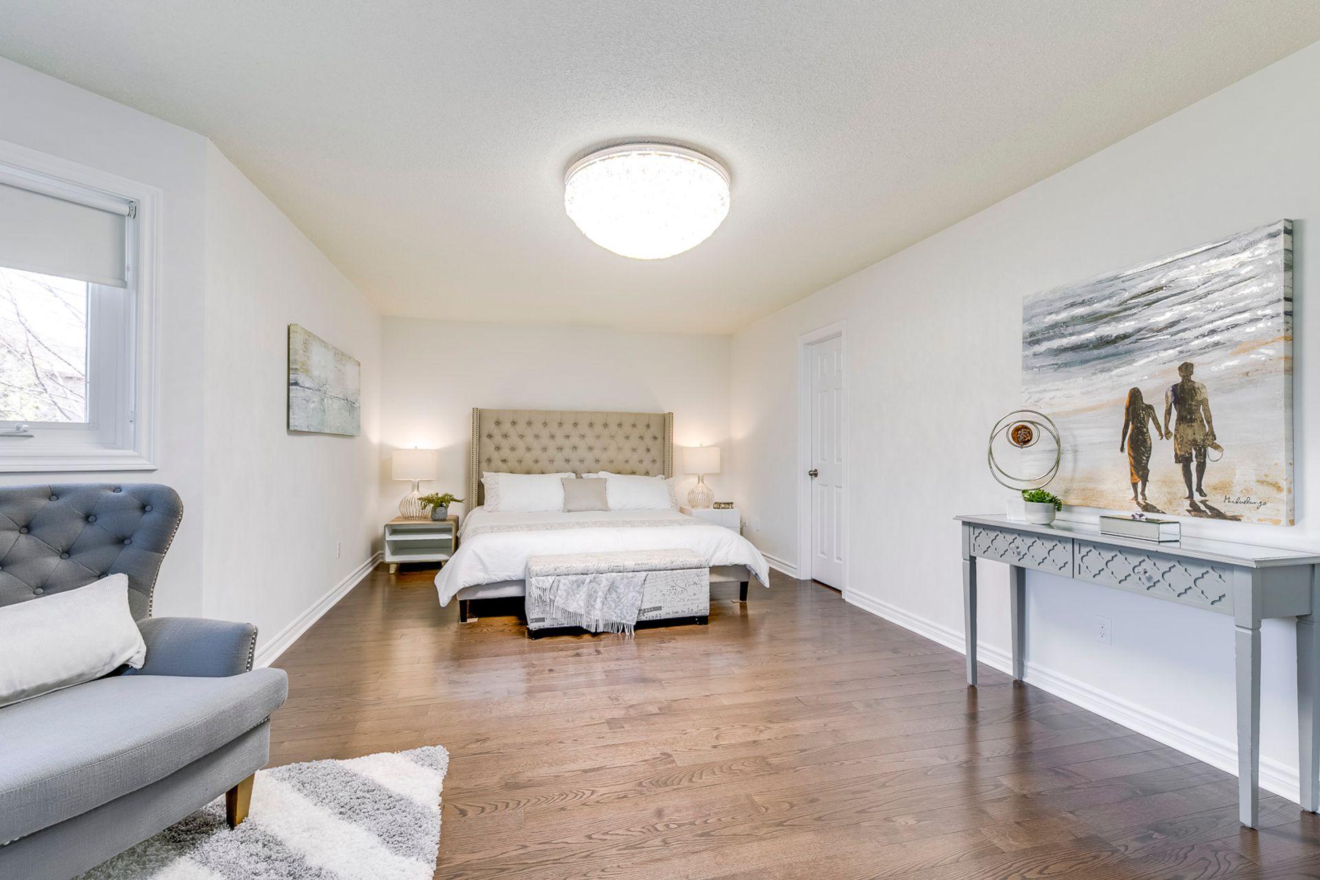 Master Bedroom - 2791 Mahogany Lane, Oakville - Elite3 & Team at 2791 Mahogany Lane, Clearview, Oakville