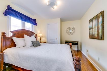 4th Bedroom - 5156 Heatherleigh Ave, Mississauga - Elite3 & Team at 5156 Heatherleigh Avenue, East Credit, Mississauga