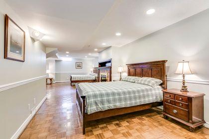 Recreation Room - 5156 Heatherleigh Ave, Mississauga - Elite3 & Team at 5156 Heatherleigh Avenue, East Credit, Mississauga