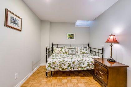 Guest Bedroom - 5156 Heatherleigh Ave, Mississauga - Elite3 & Team at 5156 Heatherleigh Avenue, East Credit, Mississauga