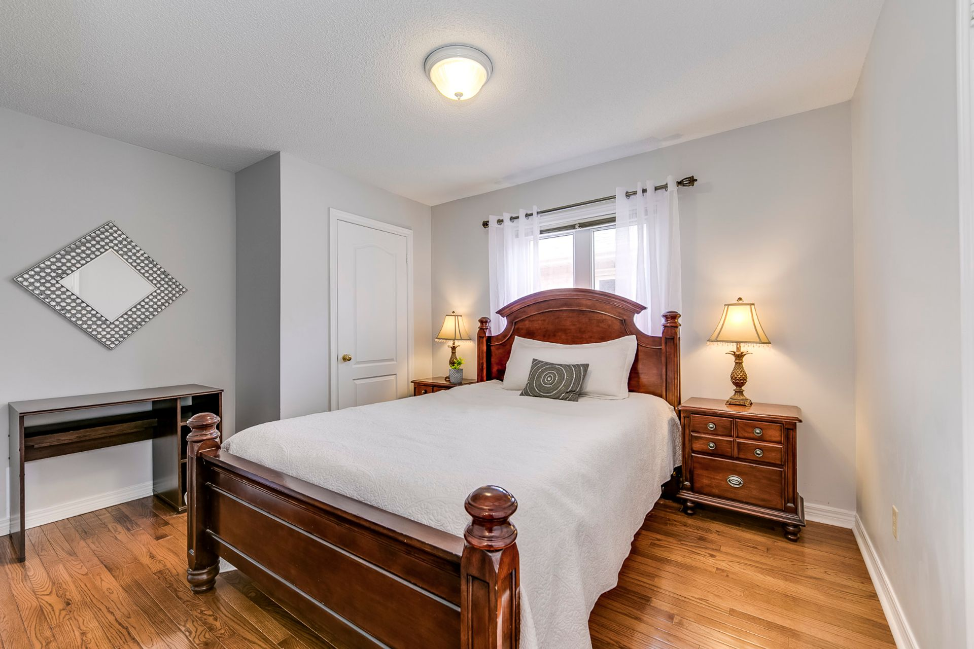 3rd Bedroom - 5156 Heatherleigh Ave, Mississauga - Elite3 & Team at 5156 Heatherleigh Avenue, East Credit, Mississauga