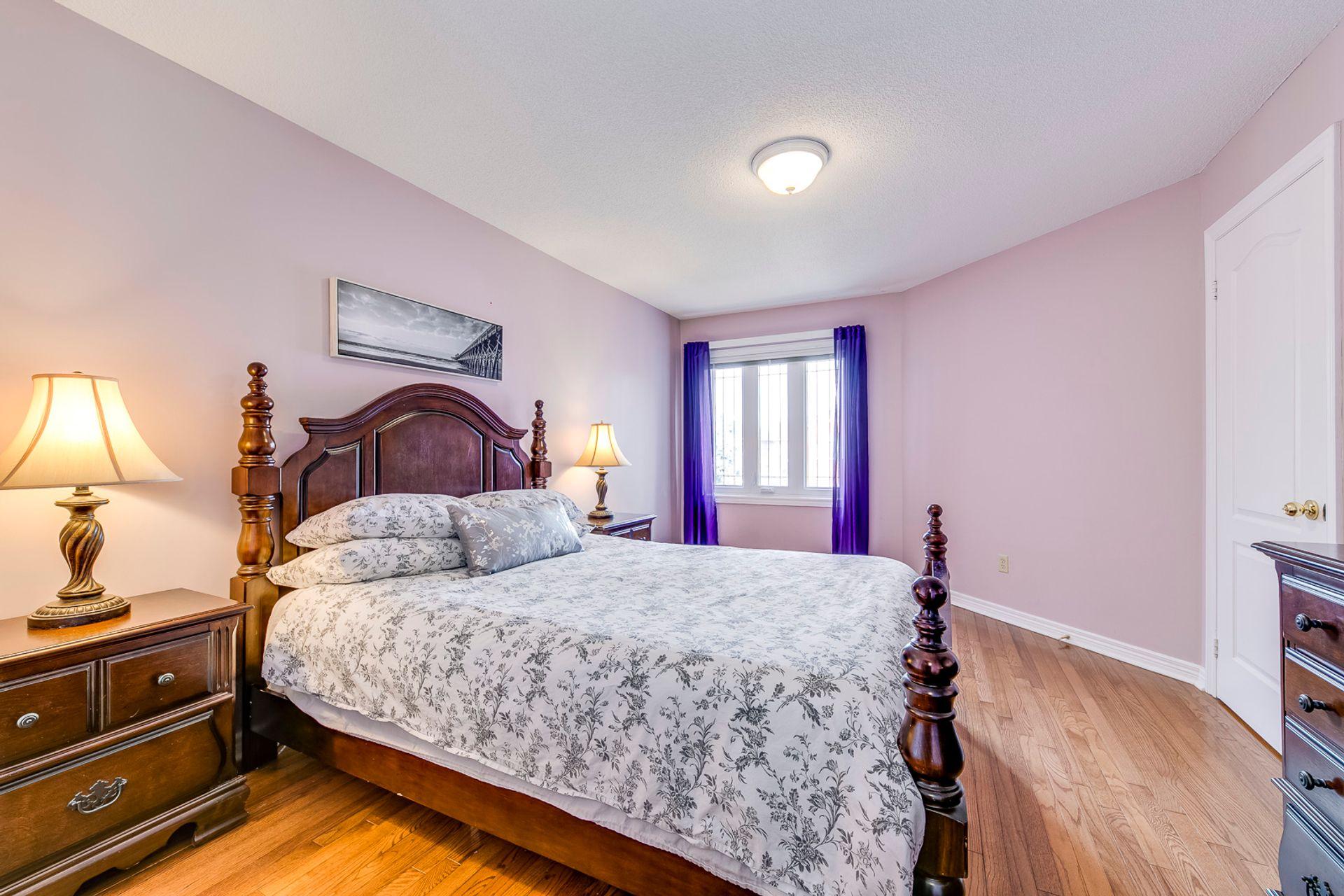 2nd Bedroom - 5156 Heatherleigh Ave, Mississauga - Elite3 & Team at 5156 Heatherleigh Avenue, East Credit, Mississauga