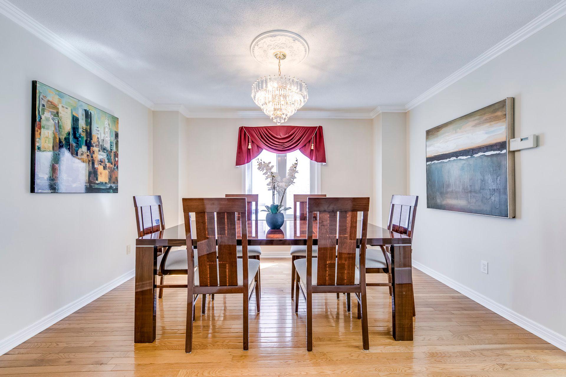 Dining Room - 5156 Heatherleigh Ave, Mississauga - Elite3 & Team at 5156 Heatherleigh Avenue, East Credit, Mississauga