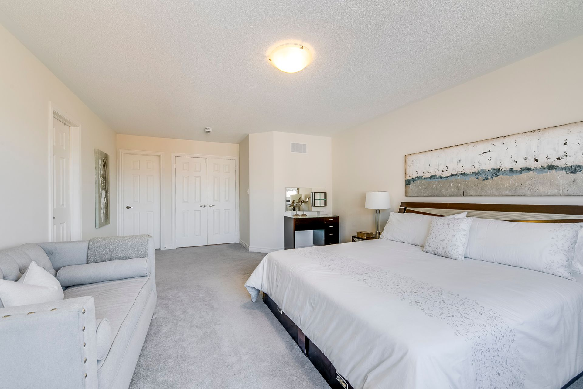 Master Bedroom - 3045 Max Khan Blve, Oakville - Elite3 & Team at 3045 Max Khan Boulevard, Rural Oakville, Oakville