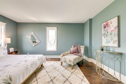 Master Bedroom - 7 - 840 Dundas St W, Mississauga - Elite3 & Team at 7 - 840 Dundas Street W, Erindale, Mississauga