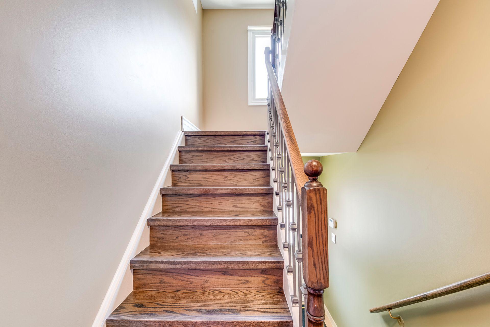 Stairs - 7 - 840 Dundas St W, Mississauga - Elite3 & Team at 7 - 840 Dundas Street W, Erindale, Mississauga