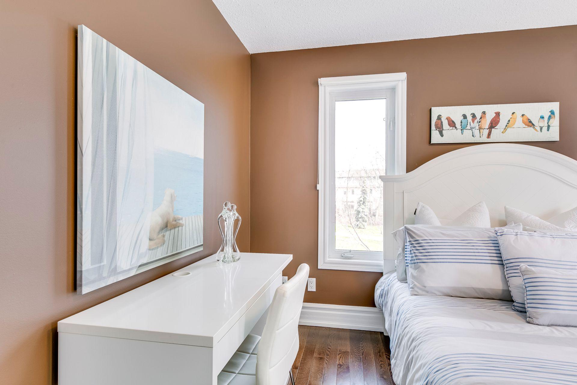 3rd Bedroom - 7 - 840 Dundas St W, Mississauga - Elite3 & Team at 7 - 840 Dundas Street W, Erindale, Mississauga