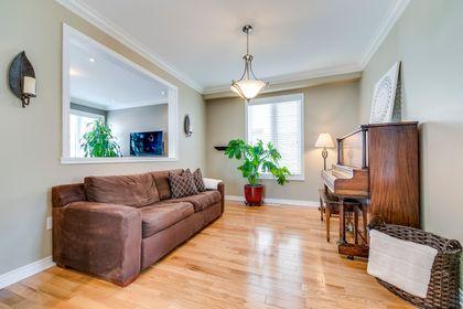 Living Room - 2465 North Ridge Tr, Oakville - Elite3 & Team at 2465 North Ridge Trail, Iroquois Ridge North, Oakville