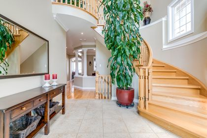 Stairs - 2465 North Ridge Tr, Oakville - Elite3 & Team at 2465 North Ridge Trail, Iroquois Ridge North, Oakville