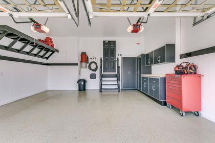 Garage - 2465 North Ridge Tr, Oakville - Elite3 & Team at 2465 North Ridge Trail, Iroquois Ridge North, Oakville