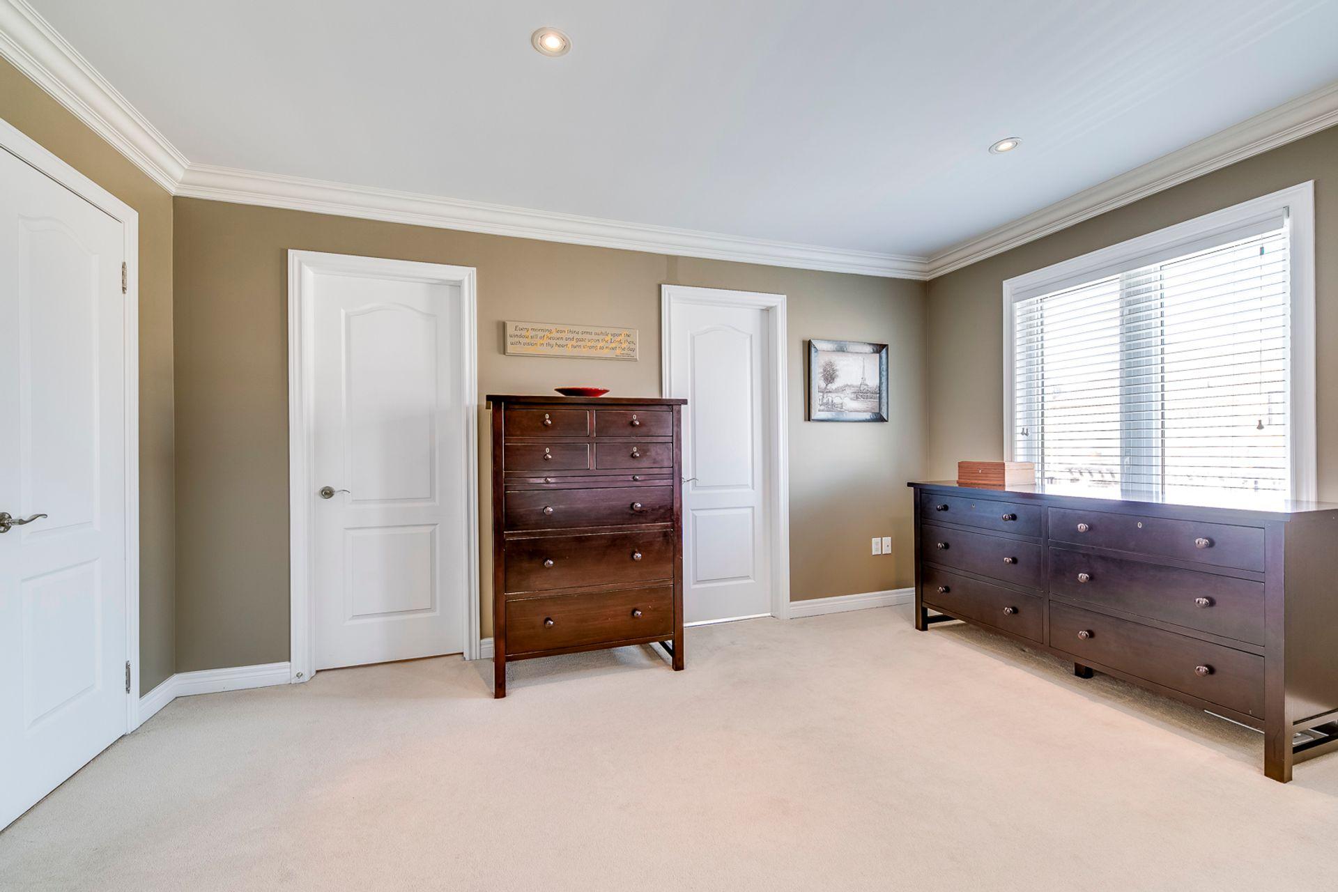 Master Bedroom - 2465 North Ridge Tr, Oakville - Elite3 & Team at 2465 North Ridge Trail, Iroquois Ridge North, Oakville