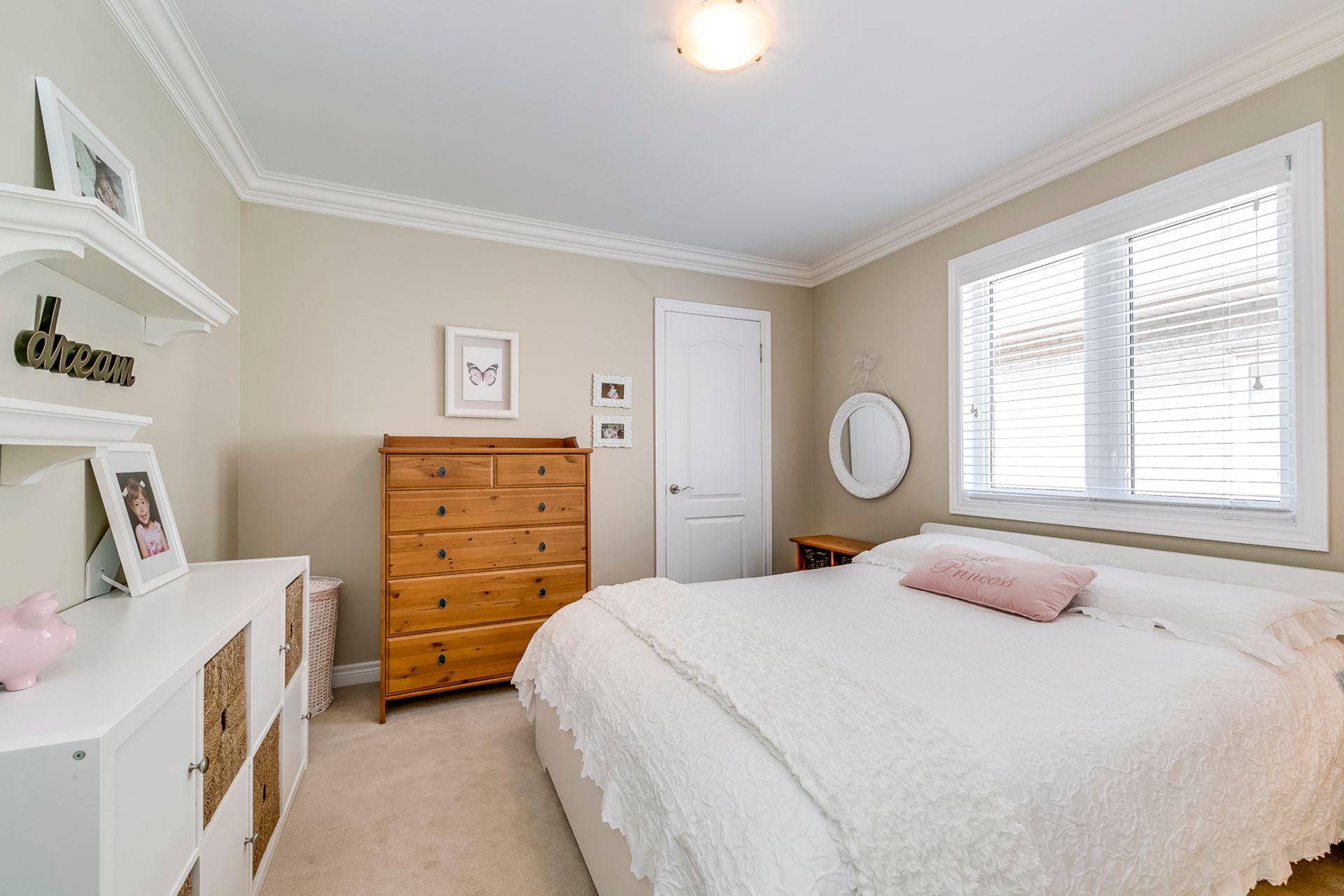 3rd Bedroom - 2465 North Ridge Tr, Oakville - Elite3 & Team at 2465 North Ridge Trail, Iroquois Ridge North, Oakville