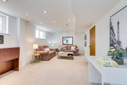 Recreation Room -1247 Kensington Park Rd, Oakville - Elite3 & Team at 1247 Kensington Park Road, Iroquois Ridge South, Oakville