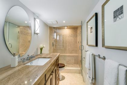Basement Bathroom - 2487 Bon Echo Dr, Oakville - Elite3 & Team at 2487 Bon Echo Drive, Iroquois Ridge North, Oakville