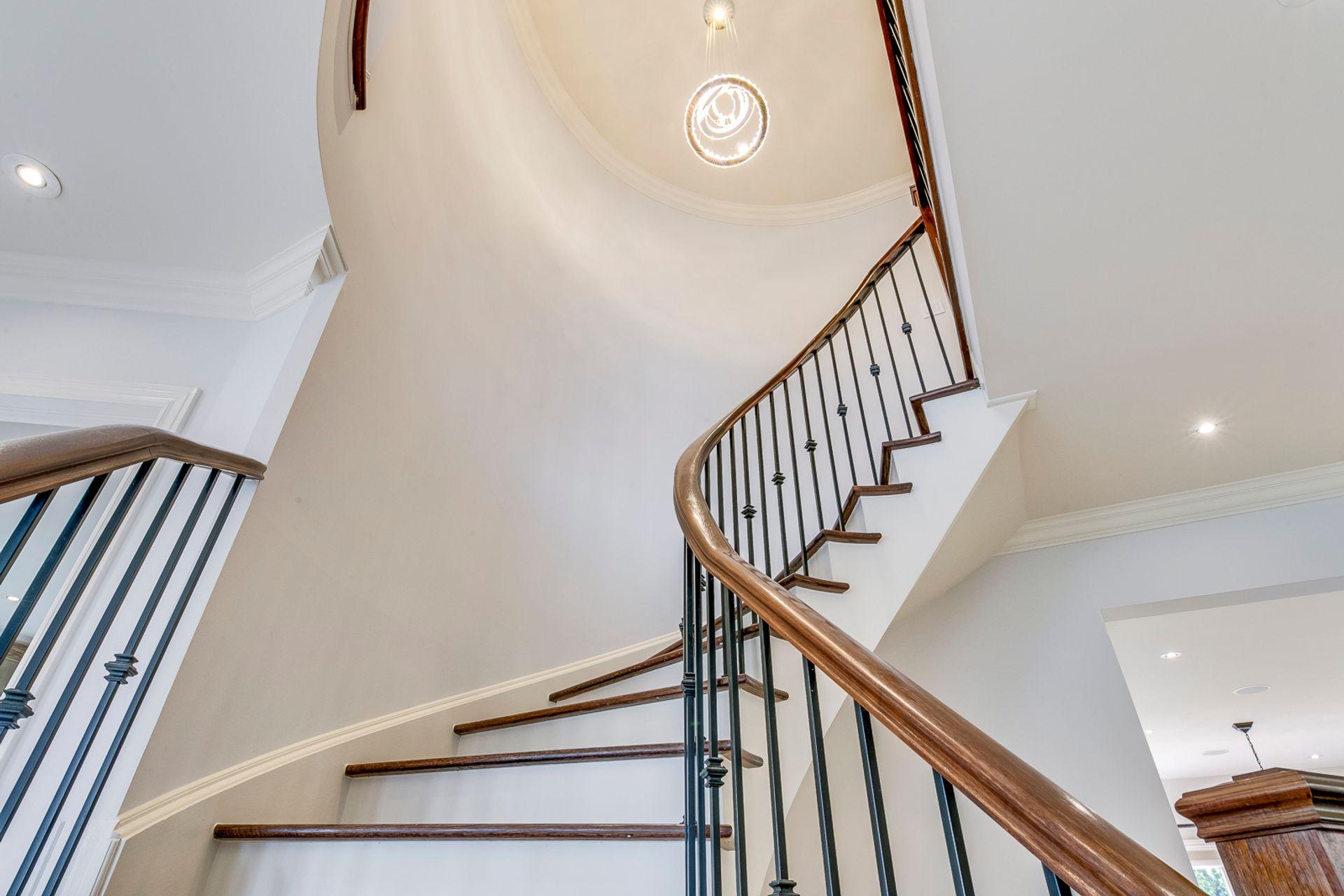 Stairs - 2487 Bon Echo Dr, Oakville - Elite3 & Team at 2487 Bon Echo Drive, Iroquois Ridge North, Oakville