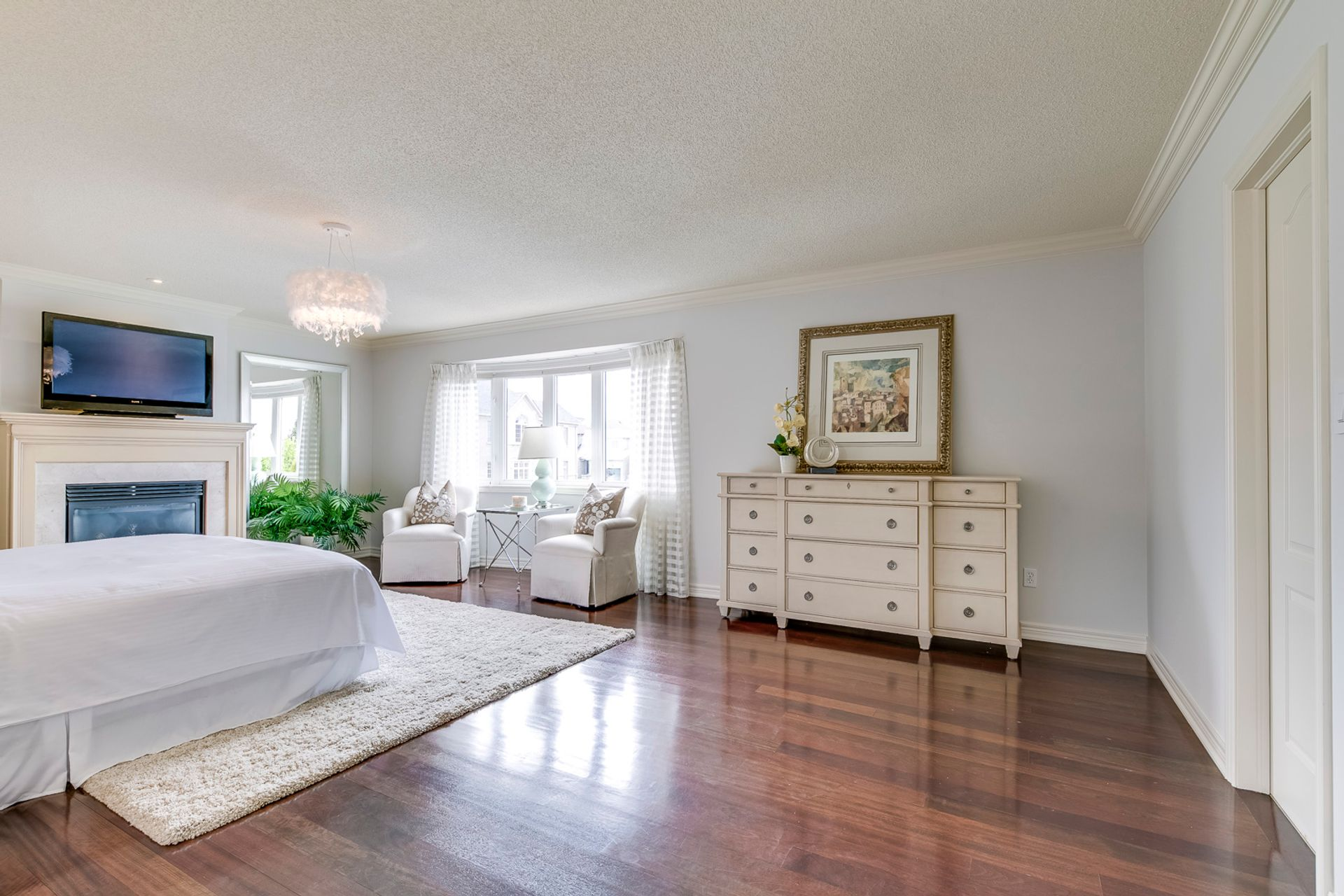Master Bedroom - 2487 Bon Echo Dr, Oakville - Elite3 & Team at 2487 Bon Echo Drive, Iroquois Ridge North, Oakville