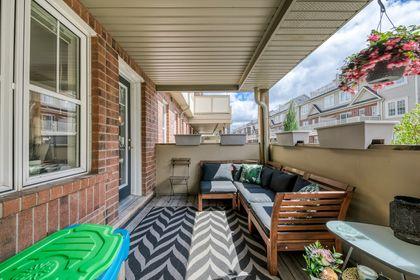 Terrace - 4 - 734 Neighbourhood Circle, Mississauga - Elite3 & Team at 4 - 734 Neighbourhood Circle, Cooksville, Mississauga