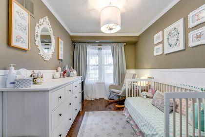 2nd Bedroom - 4 - 734 Neighbourhood Circle, Mississauga - Elite3 & Team at 4 - 734 Neighbourhood Circle, Cooksville, Mississauga