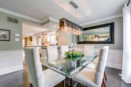 Dining Room - 2275 Daffodil Court, Oakville - Elite3 & Team at 2275 Daffodil Court, Eastlake, Oakville