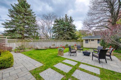 Backyard - 2275 Daffodil Court, Oakville - Elite3 & Team at 2275 Daffodil Court, Eastlake, Oakville