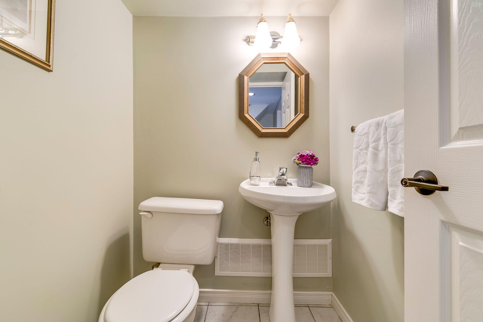 Basement Bathroom - 2275 Daffodil Court, Oakville - Elite3 & Team at 2275 Daffodil Court, Eastlake, Oakville