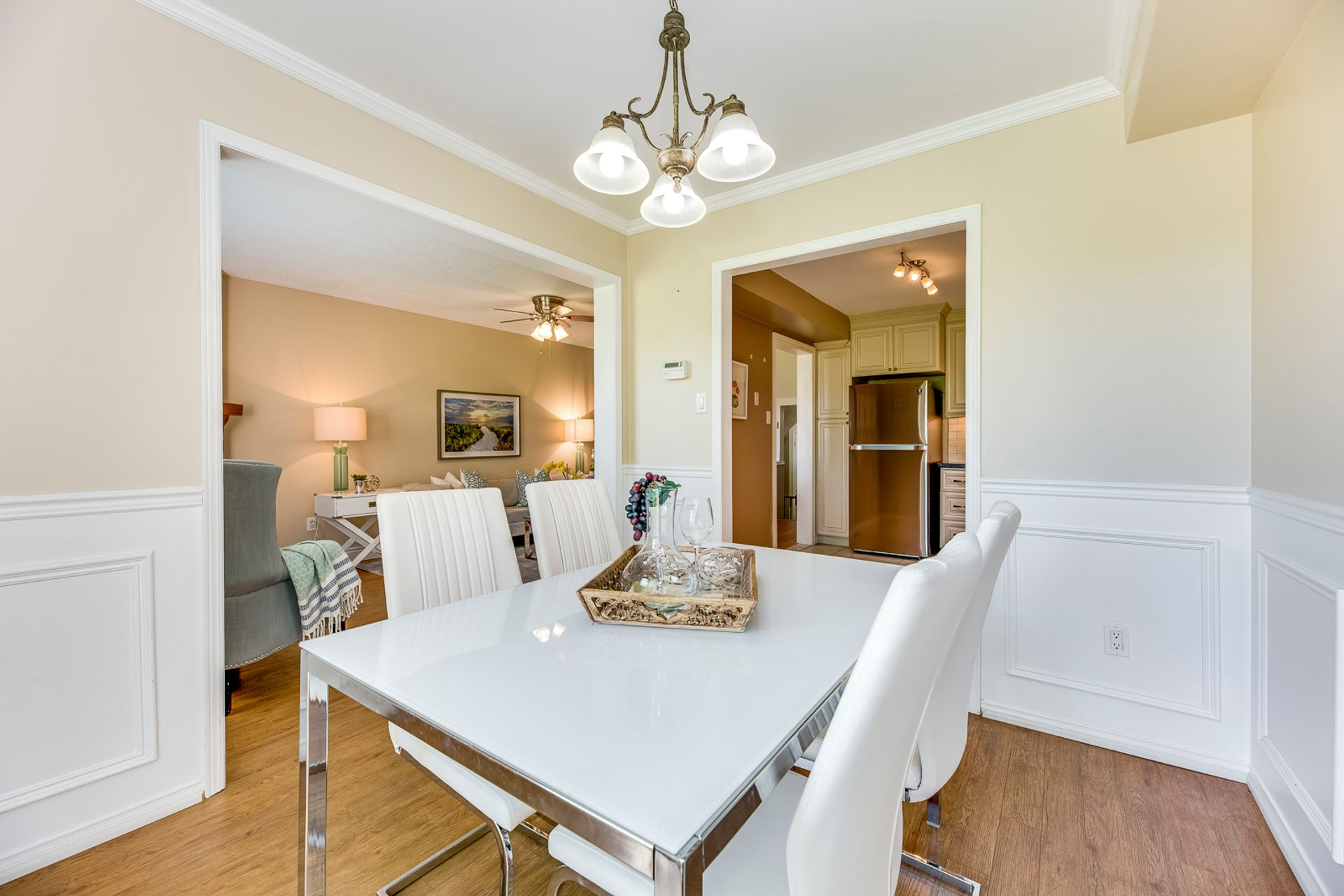 Dining Room - 33 - 4605 Donegal Dr, Mississauga - Elite3 & Team at 33 - 4605 Donegal Drive, Erin Mills, Mississauga