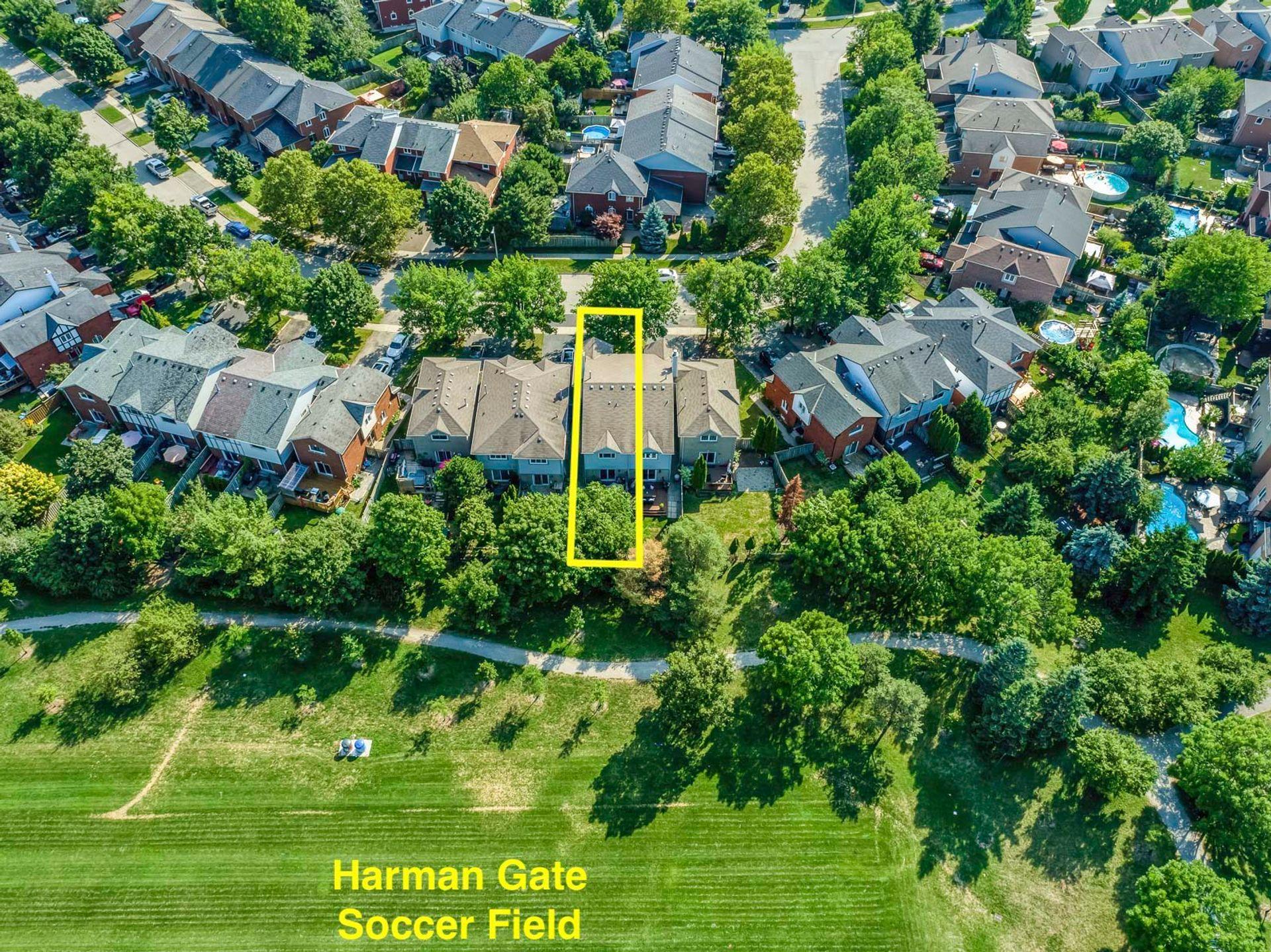 Drone - 2447 Stefi Trail, Oakville - Elite3 & Team at 2447 Stefi Trail, River Oaks, Oakville