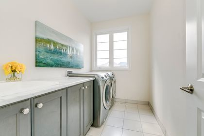 Laundry - 3129 Riverpath Common, Oakville - Elite3 & Team at 3129 Riverpath Common, Rural Oakville, Oakville