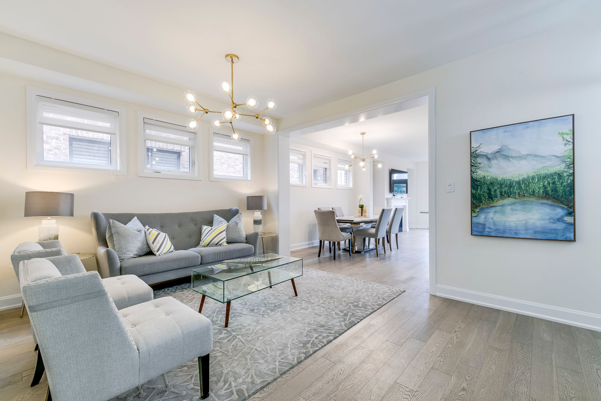 Living Room - 3129 Riverpath Common, Oakville - Elite3 & Team at 3129 Riverpath Common, Rural Oakville, Oakville