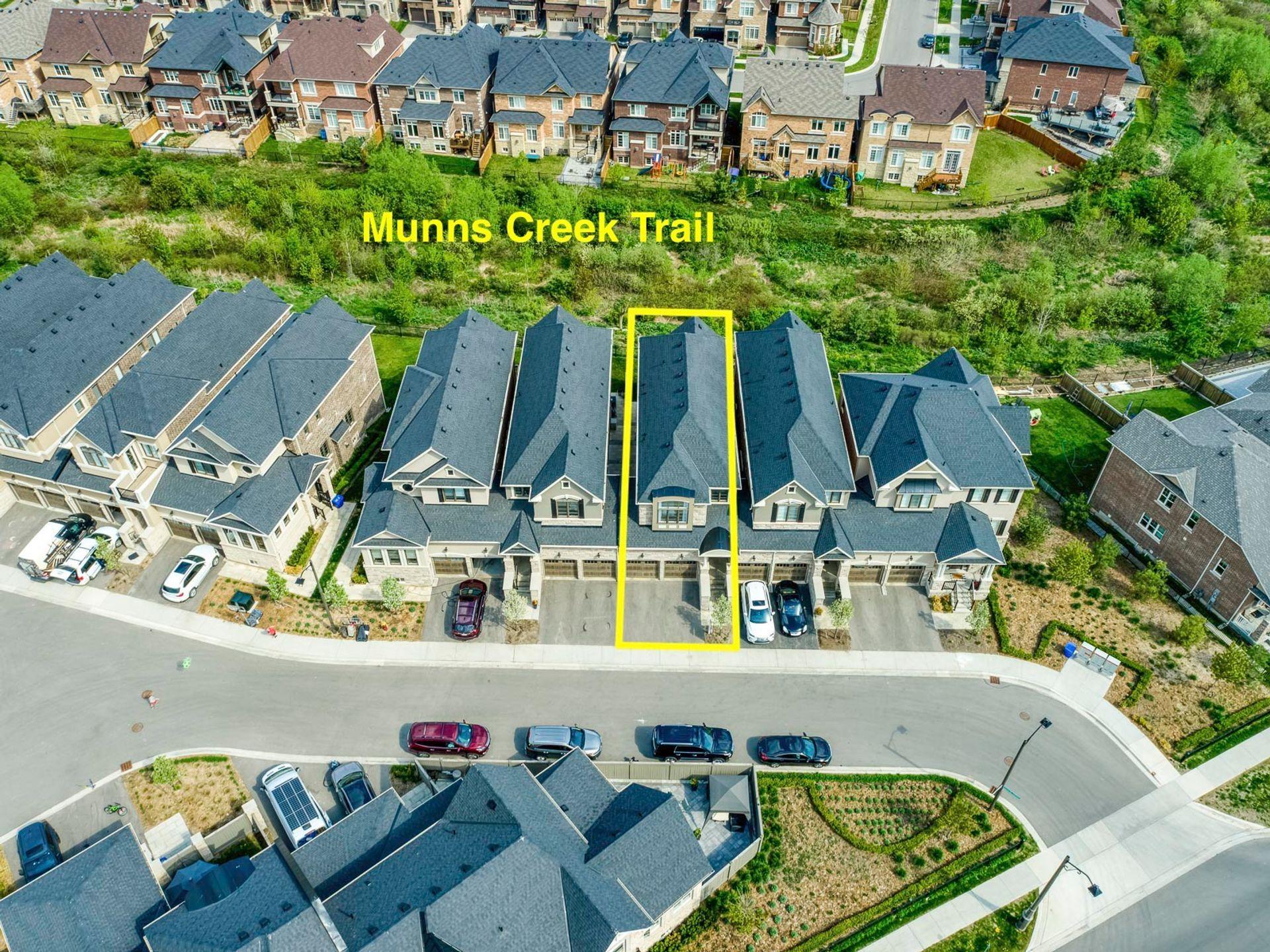 Drone - 3129 Riverpath Common, Oakville - Elite3 & Team at 3129 Riverpath Common, Rural Oakville, Oakville