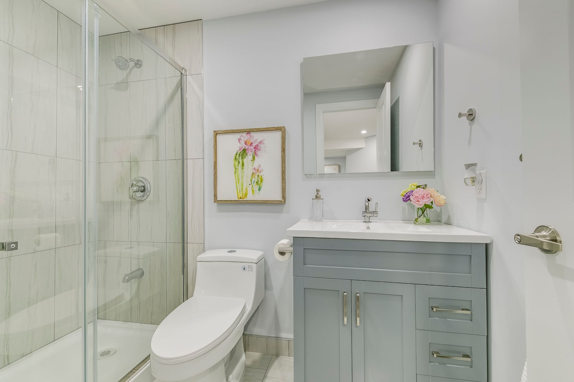 Basement Bathroom - 3129 Riverpath Common, Oakville - Elite3 & Team at 3129 Riverpath Common, Rural Oakville, Oakville