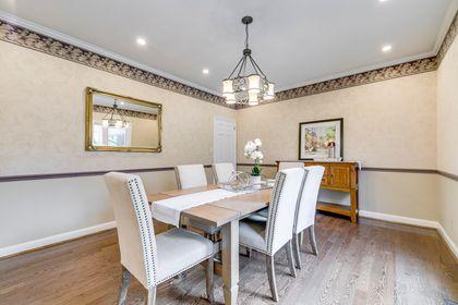 Dining Room - 2421 Jarvis St, Mississauga - Elite3 & Team at 2421 Jarvis Street, Airport Corporate, Mississauga
