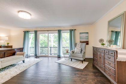 Primary Bedroom - 2421 Jarvis St, Mississauga - Elite3 & Team at 2421 Jarvis Street, Airport Corporate, Mississauga