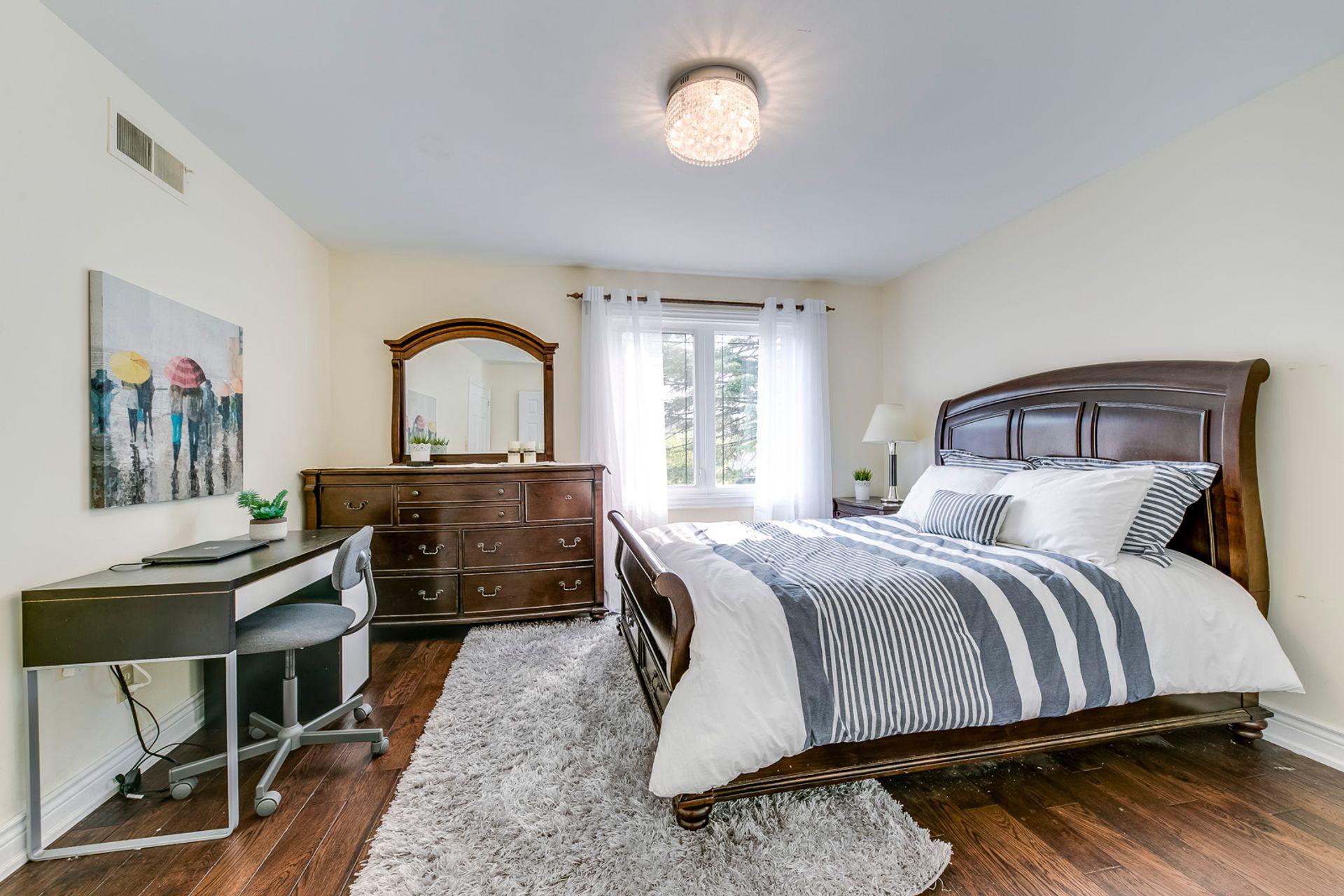 5th Bedroom - 2421 Jarvis St, Mississauga - Elite3 & Team at 2421 Jarvis Street, Airport Corporate, Mississauga