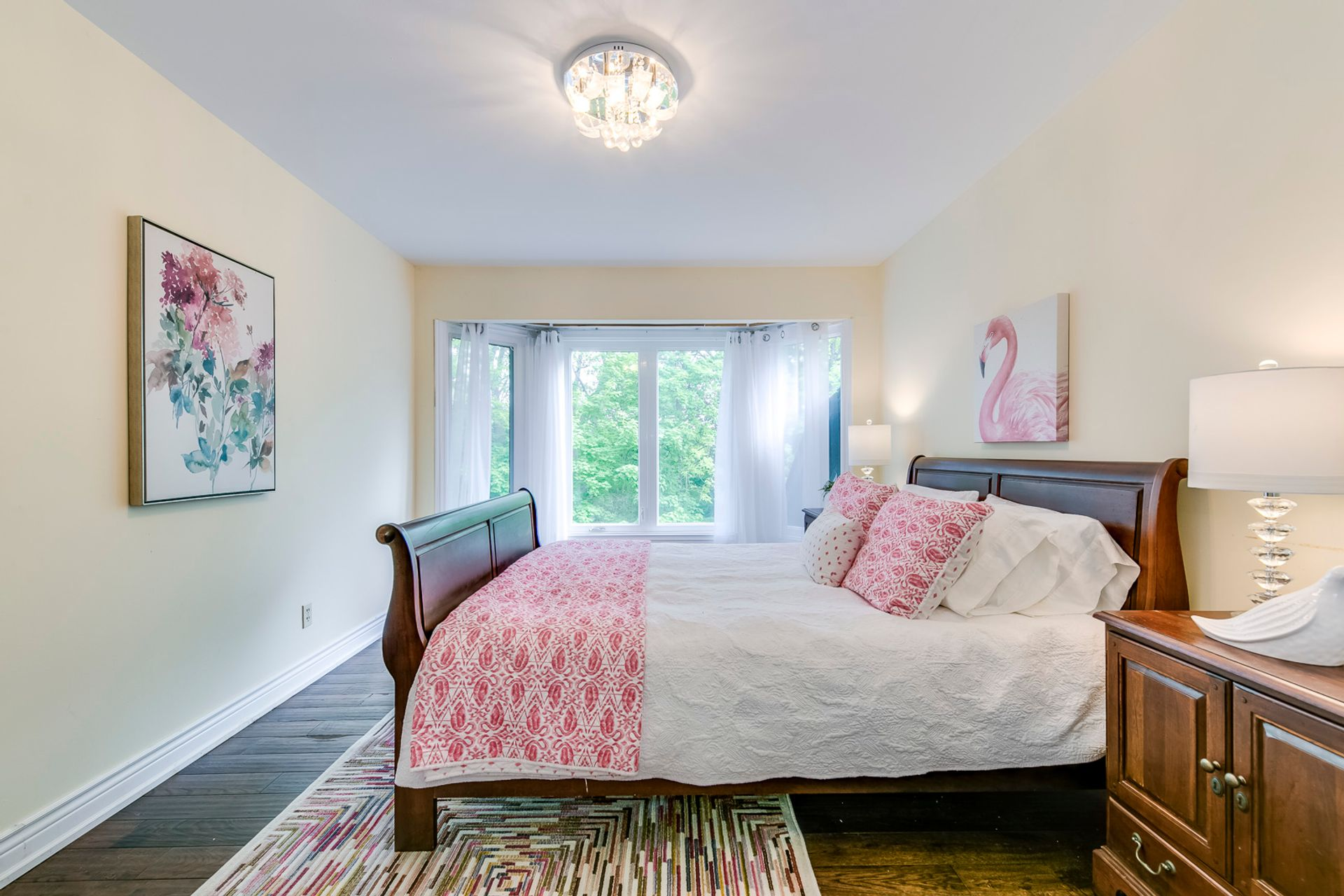 2nd Bedroom - 2421 Jarvis St, Mississauga - Elite3 & Team at 2421 Jarvis Street, Airport Corporate, Mississauga