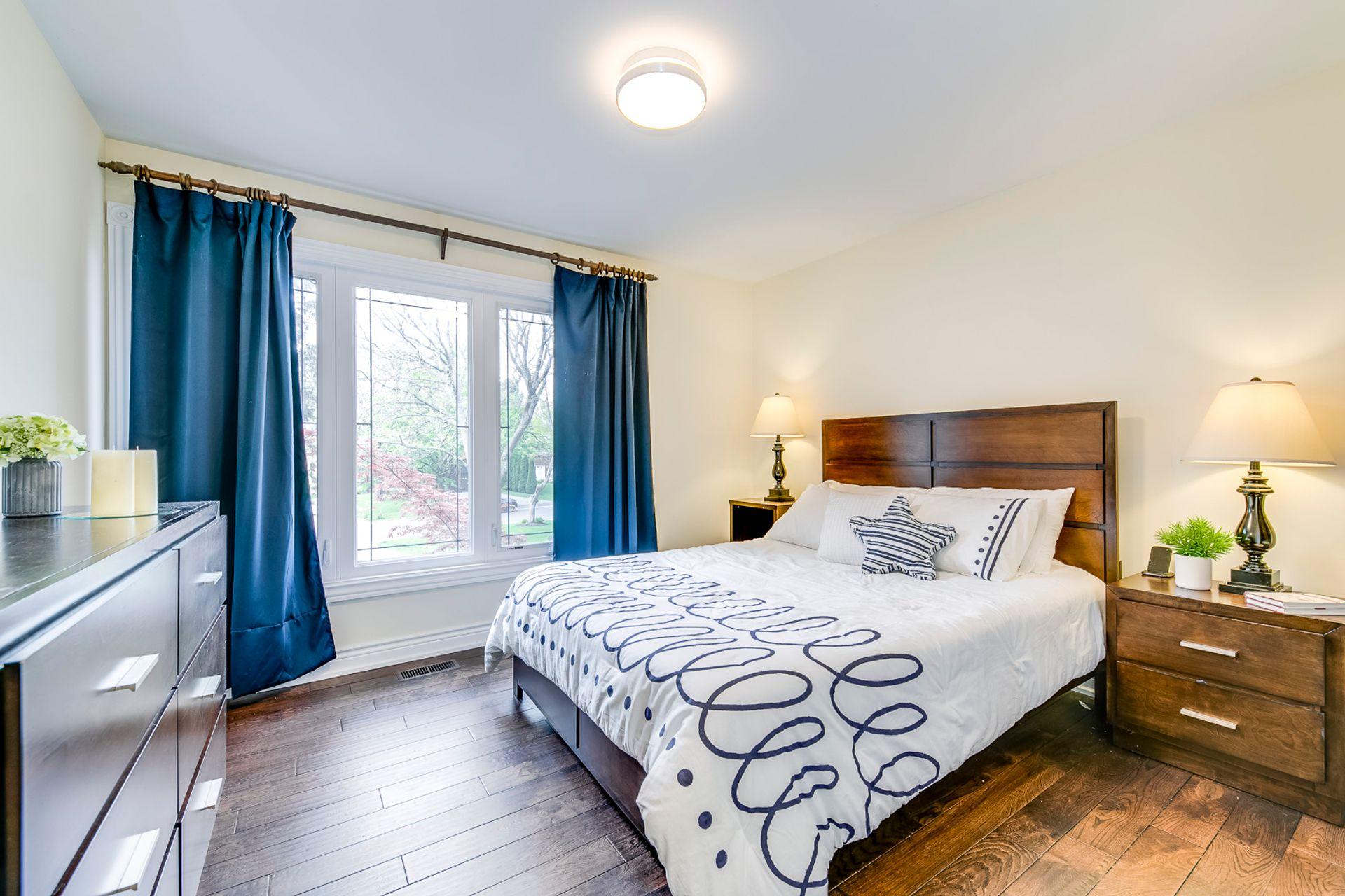3rd Bedroom - 2421 Jarvis St, Mississauga - Elite3 & Team at 2421 Jarvis Street, Airport Corporate, Mississauga
