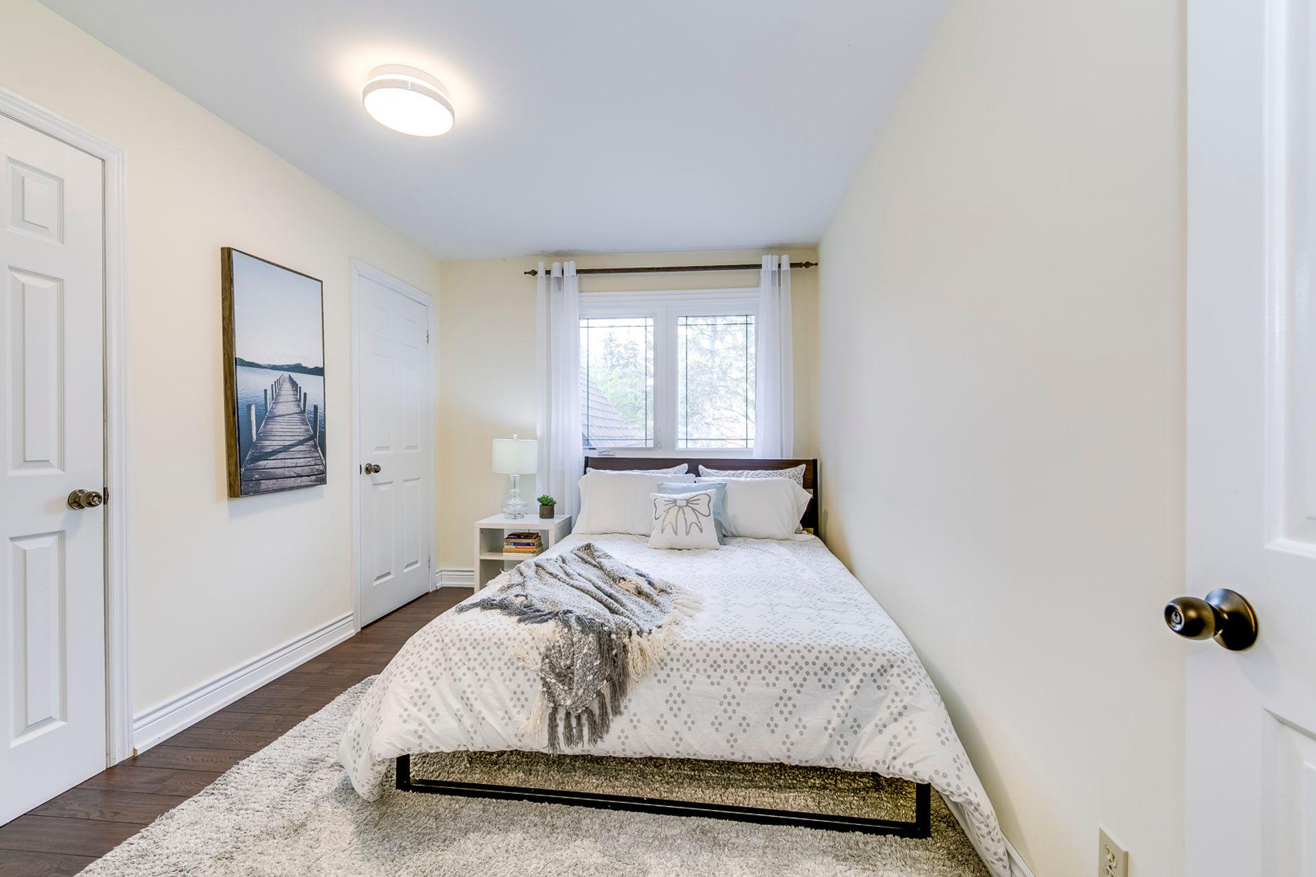 4th Bedroom - 2421 Jarvis St, Mississauga - Elite3 & Team at 2421 Jarvis Street, Airport Corporate, Mississauga