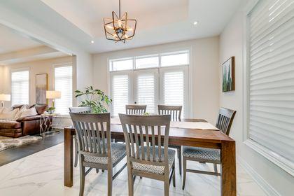 Dining Room - 3048 Parsonage Cres, Oakville - Elite3 & Team at 3048 Parsonage Crescent, Rural Oakville, Oakville
