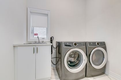 Laundry Room - 3048 Parsonage Cres, Oakville - Elite3 & Team at 3048 Parsonage Crescent, Rural Oakville, Oakville