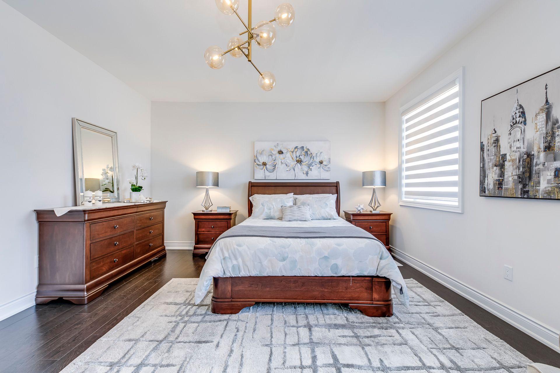 Master Bedroom - 3048 Parsonage Cres, Oakville - Elite3 & Team at 3048 Parsonage Crescent, Rural Oakville, Oakville