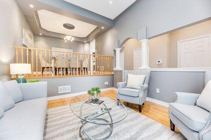 Living Room - 3720 Nightstar Dr, Mississauga - Elite3 & Team at 3720 Nightstar Drive, Churchill Meadows, Mississauga