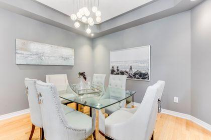 Dining Room - 3720 Nightstar Dr, Mississauga - Elite3 & Team at 3720 Nightstar Drive, Churchill Meadows, Mississauga