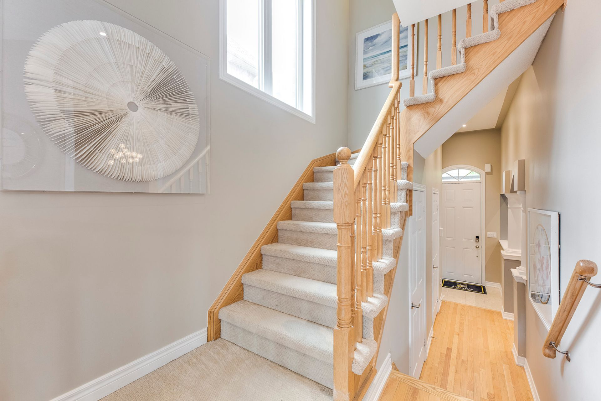Stairs - 3720 Nightstar Dr, Mississauga - Elite3 & Team at 3720 Nightstar Drive, Churchill Meadows, Mississauga