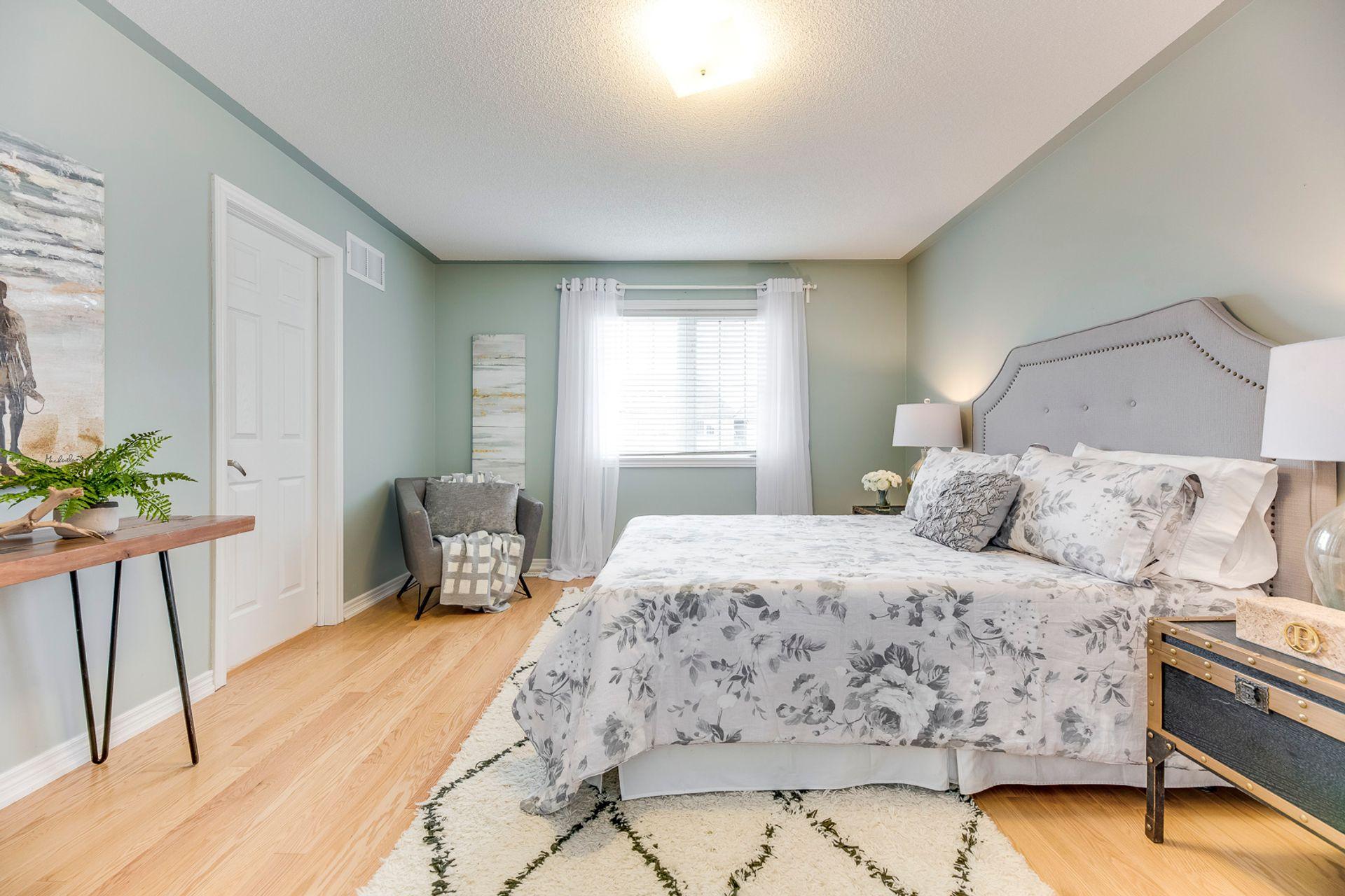 Primary Bedroom - 3720 Nightstar Dr, Mississauga - Elite3 & Team at 3720 Nightstar Drive, Churchill Meadows, Mississauga