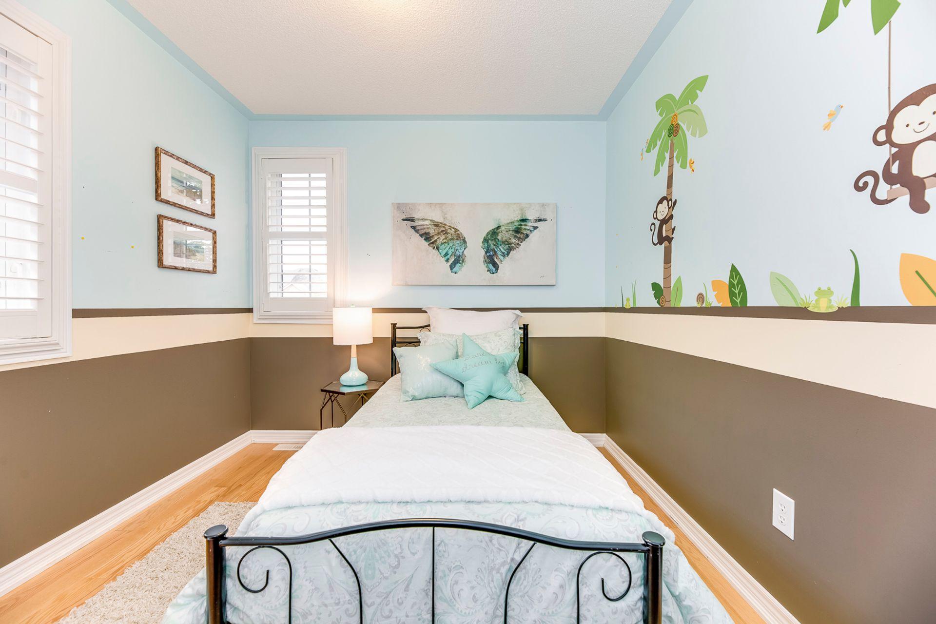 3rd Bedroom - 3720 Nightstar Dr, Mississauga - Elite3 & Team at 3720 Nightstar Drive, Churchill Meadows, Mississauga