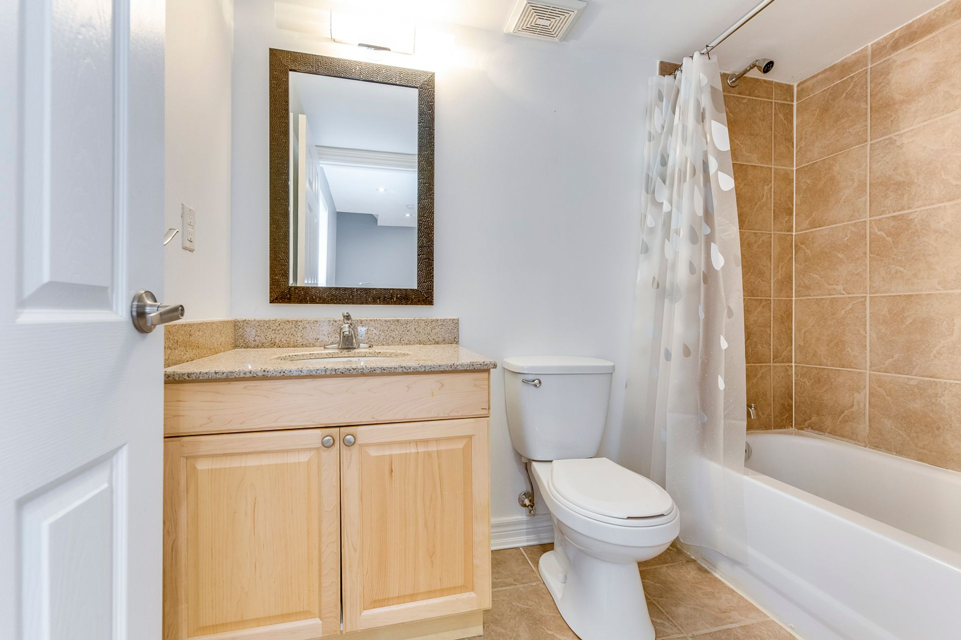 Basement Bathroom - 3720 Nightstar Dr, Mississauga - Elite3 & Team at 3720 Nightstar Drive, Churchill Meadows, Mississauga